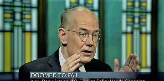 Είχε προειδοποιήσει ο Mearsheimer για το δημοψήφισμα, Βαγγέλης Γεωργίου