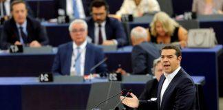 Ο Τσίπρας, το Ευρωκοινοβούλιο και ο λαϊκισμός, Βαγγέλης Σαρακινός