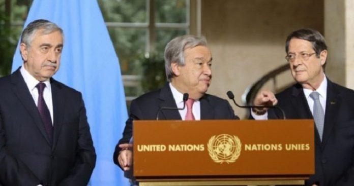 Στο Συμβούλιο Ασφαλείας το Κυπριακό - Ο βρετανικός δάκτυλος, Κώστας Βενιζέλος