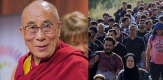 Η μετανάστευση, η ακροδεξιά και ο Δαλάι Λάμα, slpress