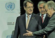 """""""Ψήνουν"""" συμφωνία επί του πλαισίου Γκουτέρες, Κώστας Βενιζέλος"""