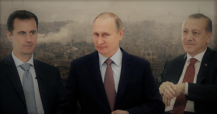 Οι Ρώσοι σώζουν τον Ερντογάν και εξοργίζουν τον Άσαντ, Γιώργος Λυκοκάπης
