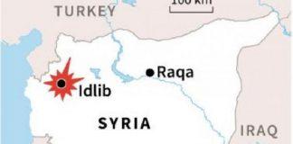 Ρωσικοί βομβαρδισμοί και τουρκικά σχέδια στο Ιντλίμπ, Βαγγέλης Σαρακινός