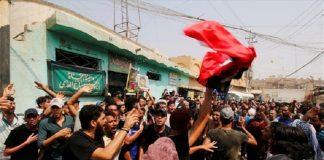 Οι αρχές απομακρύνουν οδοφράγματα των διαδηλωτών στο Ιράκ - Επτά τραυματίες