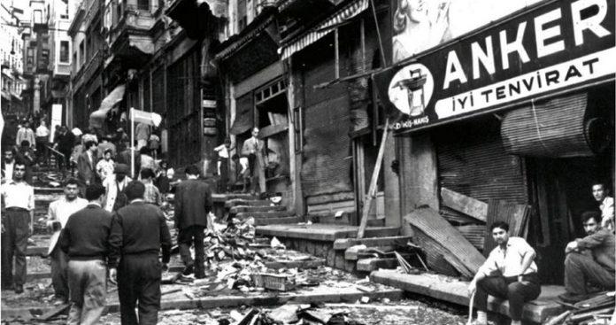 Το αιματηρό ανθελληνικό πογκρόμ του Σεπτέμβρη του 1955