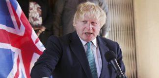 Τζόνσον : Brexit ή το «σόου τρόμου» του Κόρμπιν