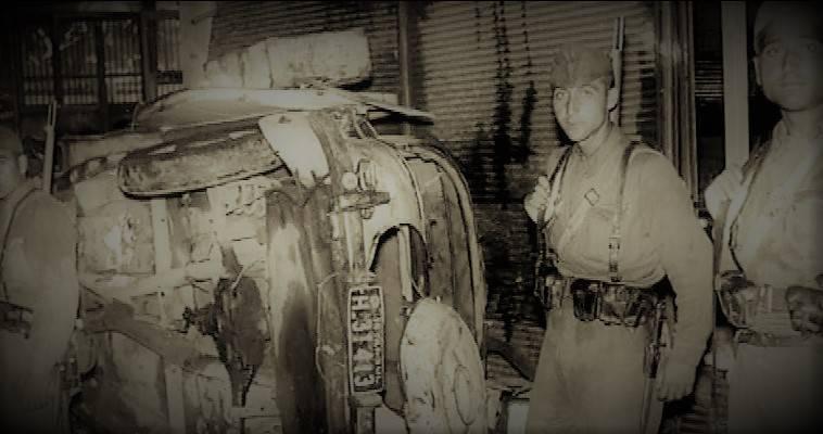 Σεπτεμβριανά 1955: Τίποτα δεν είναι όπως φαίνεται, Λεωνίδας Κουμάκης