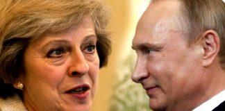 Νευροτοξικός πόλεμος Σκριπάλ μεταξύ Λονδίνου-Μόσχας
