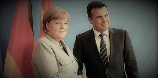 """Η Μέρκελ στα Σκόπια και ο Τσίπρας στη """"γωνία"""", Νεφέλη Λυγερού"""