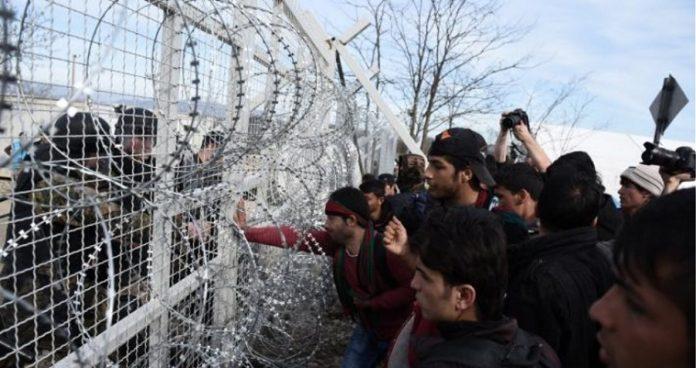 Μεταναστευτικό: Φυλλορροεί το Σύμφωνο, εκλιπαρεί η Κομισιόν, Βαγγέλης Σαρακινός
