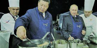 """Κουζίνα Ρωσίας-Κίνας με κυρίως """"πιάτο"""" τις ΗΠΑ, Γιώργος Λυκοκάπης"""