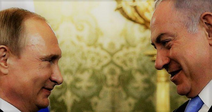 Η πονηρή άφεση αμαρτιών του Πούτιν στο Ισραήλ , Γιώργος Λυκοκάπης