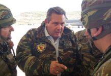 Καμμένος με Καλάσνικοφ πυροβολεί τους «Μακεδονοκλάστες», slpress