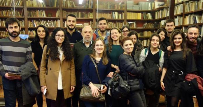 Στα θρανία οι Τούρκοι για να μάθουν ελληνικά, Κατερίνα Ροββά