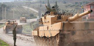 Παράλληλη τουρκική επίθεση σε δύο μέτωπα, Νεφέλη Λυγερού