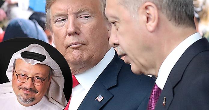 Παρεμβάσεις Τραμπ και Ερντογάν για το θρίλερ Κασόγκι, Βαγγέλης Σαρακινός