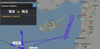 """Τι γύρευε στην Ανατ. Μεσόγειο το ελληνικό EMB-145H με """"ουρά"""" RC-135V των ΗΠΑ;"""