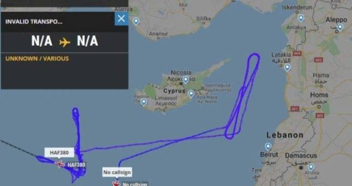 Τι γύρευε στην Ανατ. Μεσόγειο το ελληνικό EMB-145H με