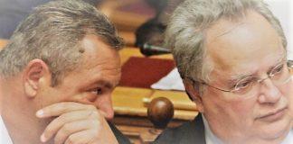 Σκοτωμός Κοτζιά-Καμμένου στο υπουργικό, αναταράξεις στους ΑΝΕΛ, slpress