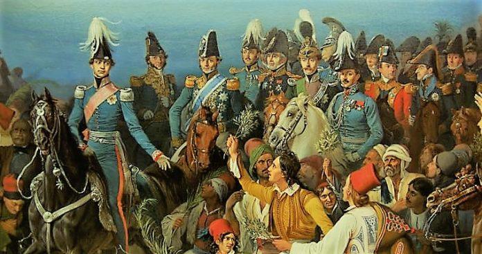 Γερμανέ βασιλιά μου δανείσου και εμείς μαζί σου, Βαγγέλης Γεωργίου