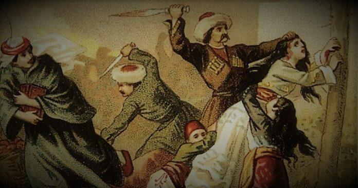Στο μικροσκόπιο της ιστορίας η Αρμενική Γενοκτονία , Βλάσης Αγτζίδης