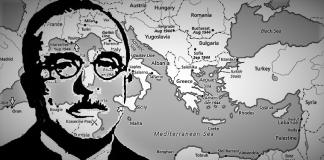 Η στρατηγική αγκίστρωσης της Ελλάδας στο βρετανικό άρμα, Αντώνης Κλάψης