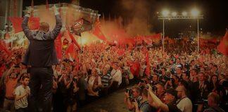 Αντίστροφη μέτρηση σε θολό τοπίο στα Σκόπια, Νεφέλη Λυγερού