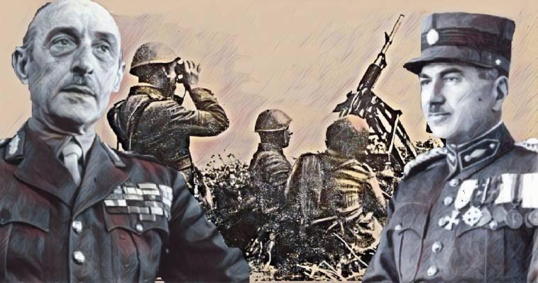 Απειθαρχία ή Πρωτοβουλία; Η περίπτωση του στρατηγού Κατσιμήτρου, Ιωάννης Παρίσης