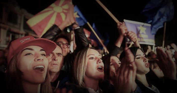 Κρίσιμα τα επόμενα 24ωρα στην ΠΓΔΜ, Νεφέλη Λυγερού