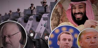 Ο Κασόγκι, οι Σαουδάραβες και τα όπλα της χολέρας, Βαγγέλης Σαρακηνός