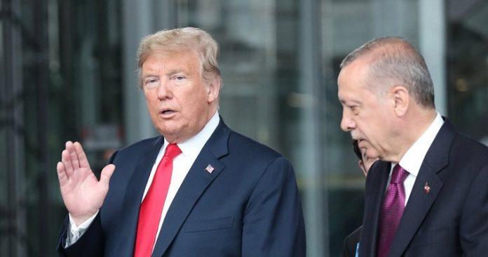 Μετά τον πάγο για τους Κούρδους, τα είπαν Τραμπ και Ερντογάν, Βαγγέλης Σαρακινός