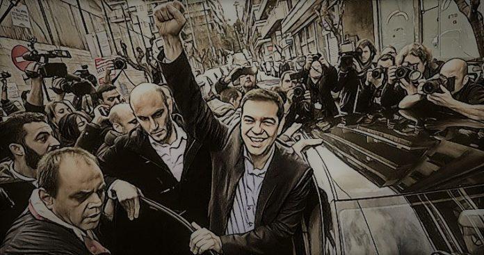 Οι εκλεκτικές συγγένειες του ΣΥΡΙΖΑ με την παγκοσμιοποίηση, Γιώργος Καραμπελιάς
