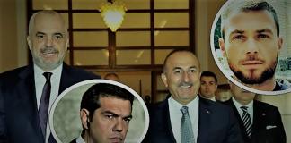 Ο θάνατος Κατσίφα και το τρίγωνο Αλβανία-Ελλάδα-Τουρκία, Θεόδωρος Ράκκας