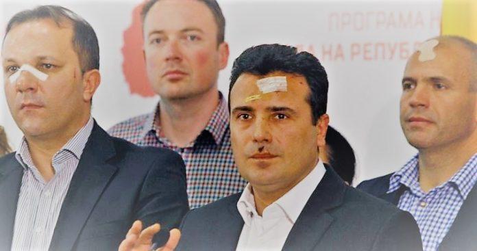 Το μποϋκοτάζ ανακατεύει την τράπουλα στα Σκόπια, Γιώργος Λυκοκάπης
