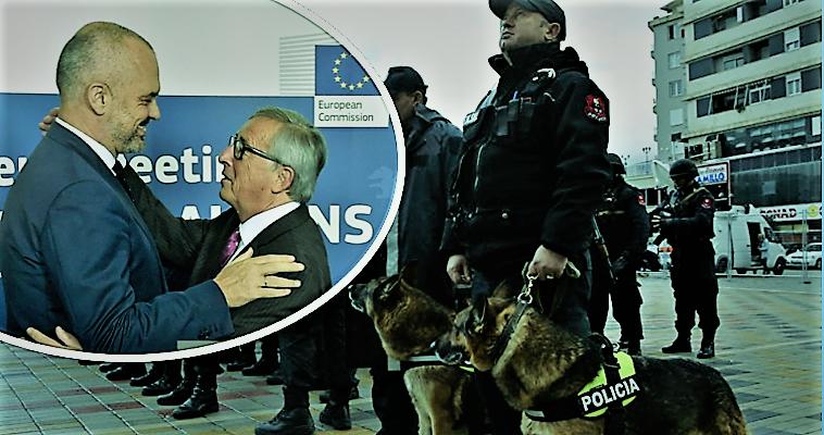 Εκατομμύρια από ΕΕ για την εκπαίδευση Αλβανών αστυνομικών, Βαγγέλης Γεωργίου