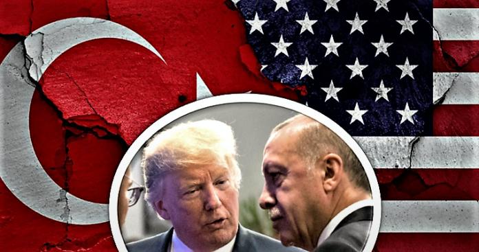 Ο Τραμπ, ο Ερντογάν και το «χάος», Βαγγέλης Σαρακινός
