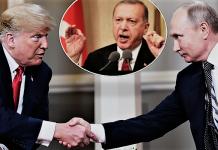 Από το αυτί και στον Άσαντ το μήνυμα Πούτιν στον Ερντογάν, Βαγγέλης Σαρακινός