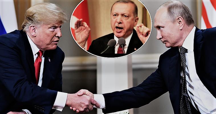 Κόντρα ΗΠΑ-Ρωσίας για τα μάτια του Ερντογάν - Θα πληρώσει η Ελλάδα τη νύφη;, Ζαχαρίας Μίχας