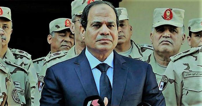 Τι είδα στην Αίγυπτο του στρατηγού Σίσι, Γιώργος Λυκοκάπης