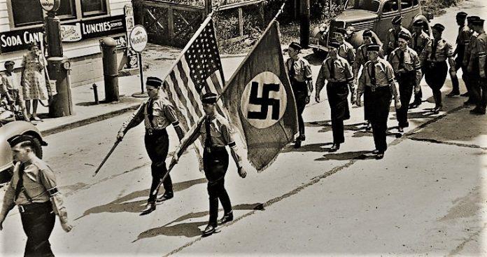 Πρόδρομοι και σύμμαχοι του ναζισμού στις ΗΠΑ, Michael Löwy καιEleni Varicas