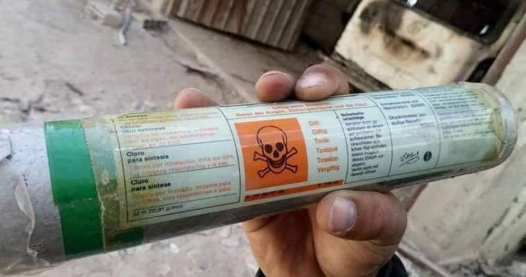 Τα χημικά στο Χαλέπι και η διεθνής απάθεια, slpress