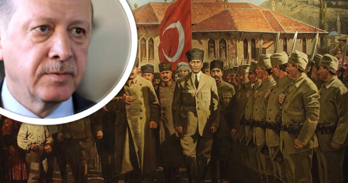 Ομογενοποίηση, η αλά Ερντογάν τουρκική