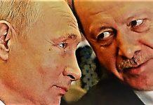 Πιο σφιχτός ο εναγκαλισμός Πούτιν-Ερντογάν, Νεφέλη Λυγερού