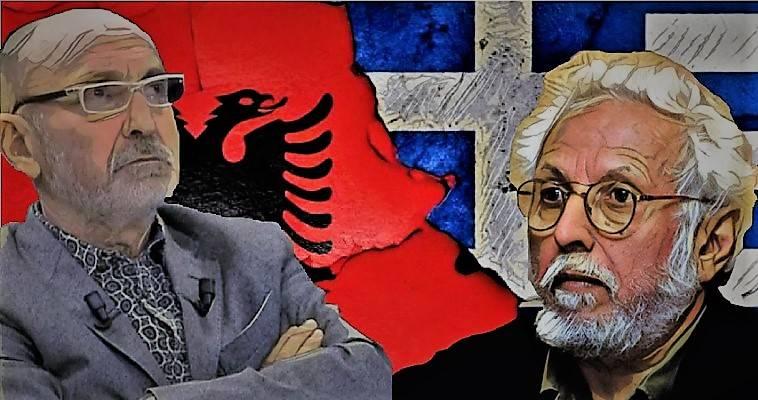 Ο Αλβανός Λιουμπόνια και ο Έλληνας Γραμματικάκης για τον Κατσίφα