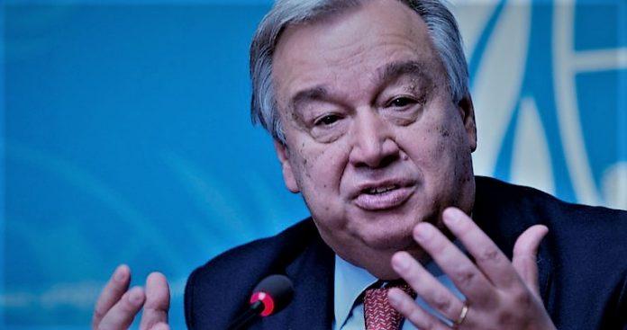 Δεν επιθυμεί ξένη ανάμιξη στην Λιβύη ο Γκουτιέρες