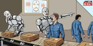 """Κίνδυνος στην Ευρώπη από την """"επίθεση"""" ρομπότ, Σάββας Ρομπόλης, Βασίλης Μπέτσης"""