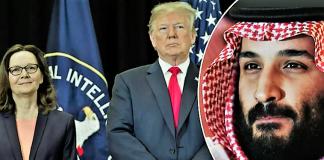 Τραμπ και CIA σφάζονται στην ποδιά του πρίγκιπα Σαλμάν, Ιωάννης Μπαλτζώης