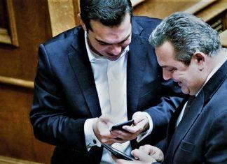 Το ένα χέρι νίβει το άλλο και τα δύο το ευρωιερατείο, Απόστολος Αποστολόπουλος