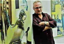 Τι μας είπε ο Τάσος Μισούρας για την ζωγραφική του, Ήρα Παπαποστόλου