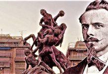 Το μυστηριώδες εικαστικό σύμπλεγμα στην πλατεία Βικτωρίας, Δημήτρης Παυλόπουλος
